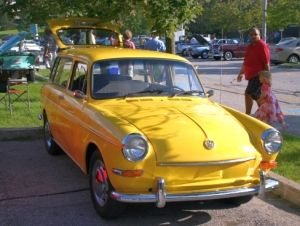 Oxford Auto Sales - Quality Used Cars - 1967 VW 1600 Squareback