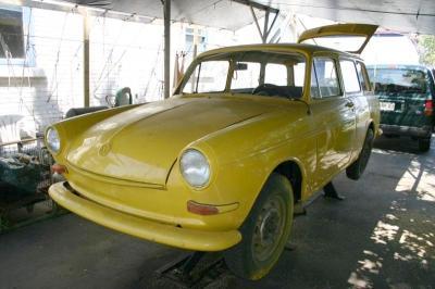 Oxford Auto Sales - Quality Used Cars - 1967 VW 1600 Squareback